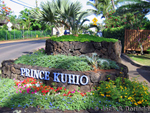 Prince Kuhio Sign